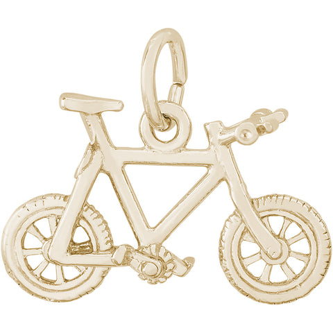 Mountain Bike Charm