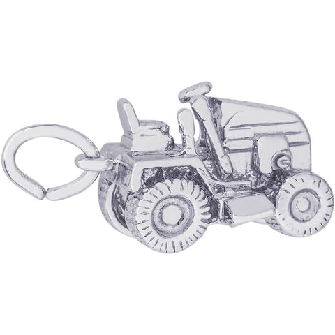 Riding Lawn Mower Charm