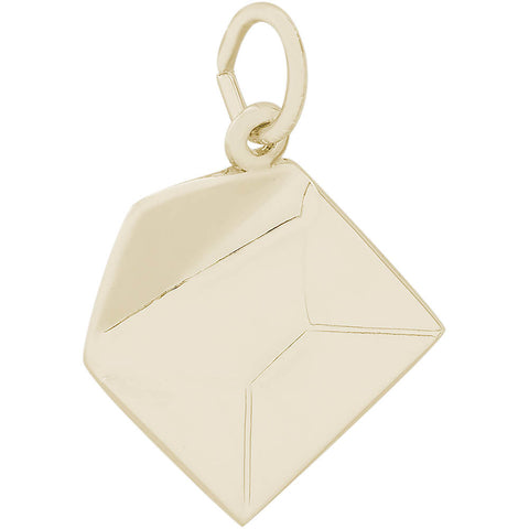 Open Envelope Charm