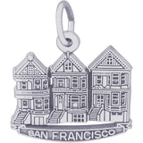 San Francisco Victorian Houses Charm