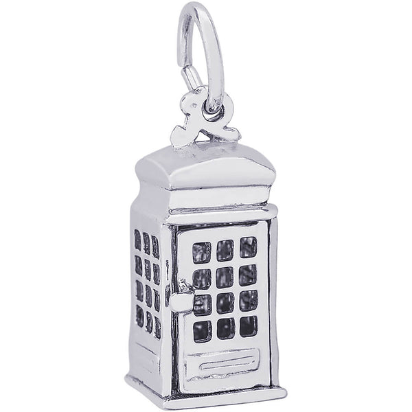 PHONE BOOTH - Rembrandt Charms