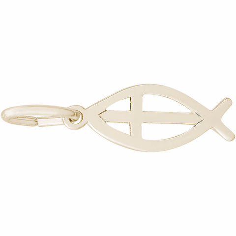 Ichthus Accent Charm