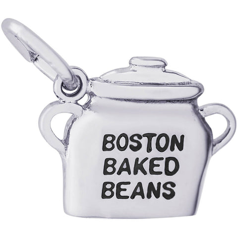 Boston Baked Beans Charm