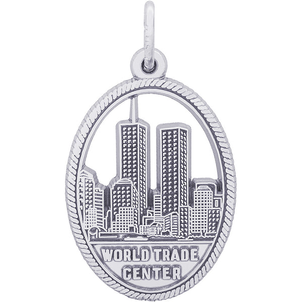 World Trade Center Charm