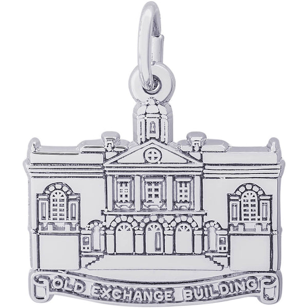 Old Exchange Building Charm