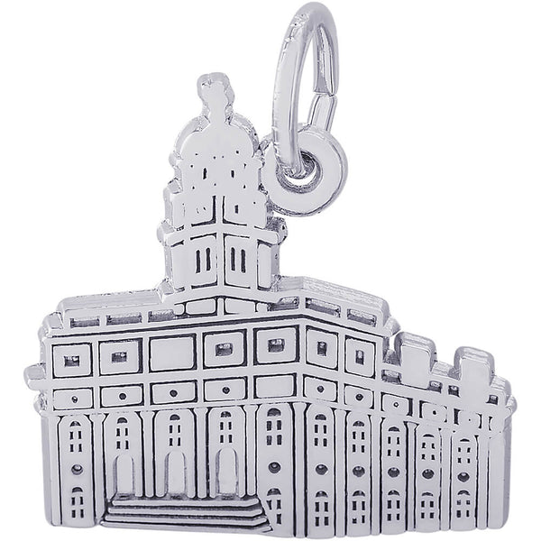 South Carolina Temple Charm