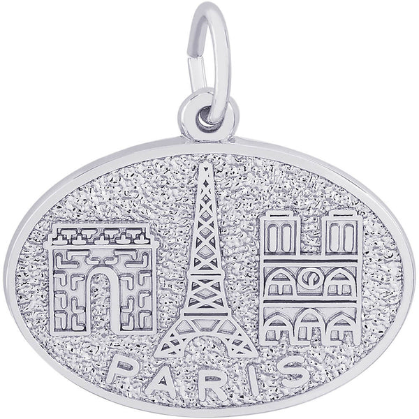 Paris Monuments Charm
