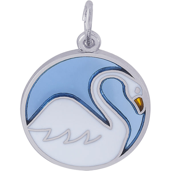 Seven Swans A Swimming Charm