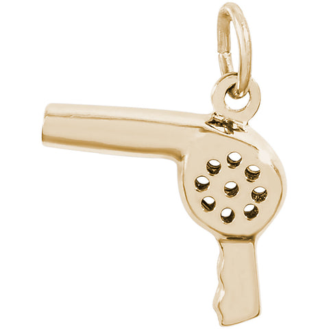 Hair Dryer Charm