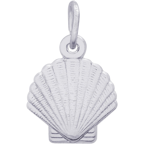 Clamshell Charm