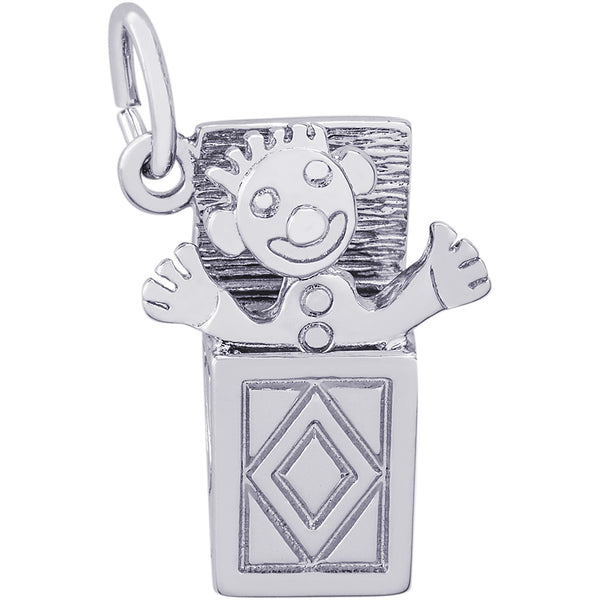 JACK IN THE BOX - Rembrandt Charms