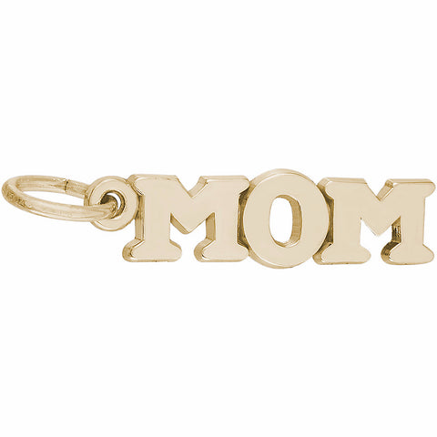 Mom Accent Charm