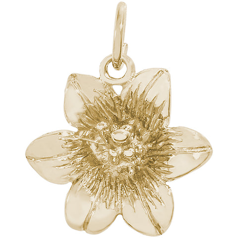 Lily Flower Charm