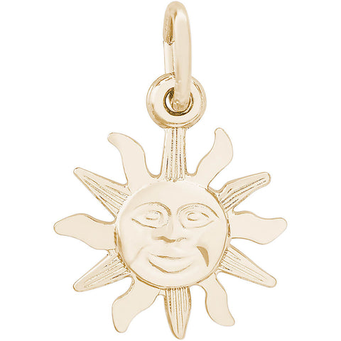 Small Sunshine Charm