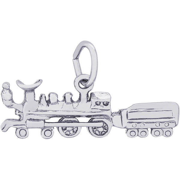 Steam Train Charm