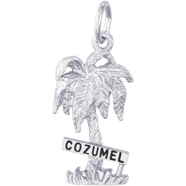 Cozumel Palm Tree Charm
