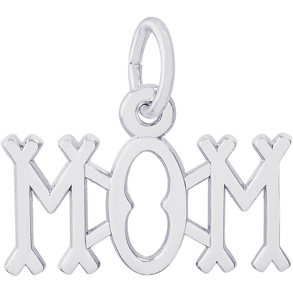 Just For Mom Charm
