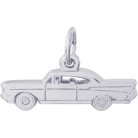 Classic Hardtop Muscle Car Charm