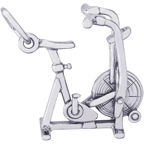 Exercise Bike Charm