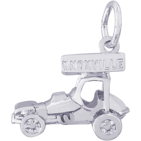 Knoxville Sprint Car Charm