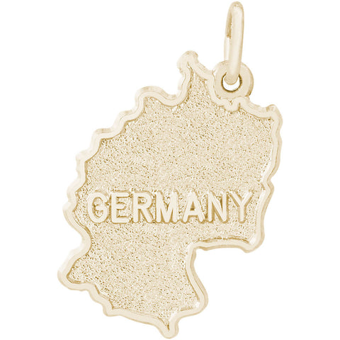 Germany Map Charm