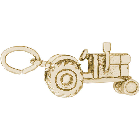 Tractor Charm