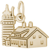 West Quoddy Head, ME Ligthhouse Charm - Rembrandt Charms - 2