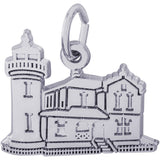 Admiralty Head, WA Lighthouse Charm - Rembrandt Charms - 1