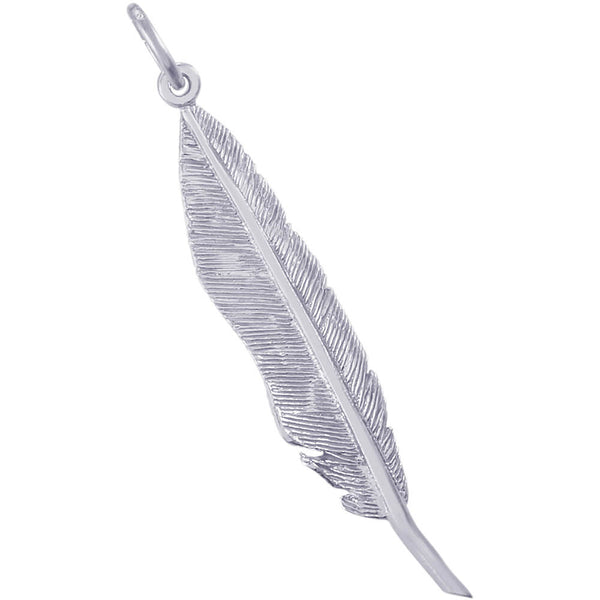 Feather Charm
