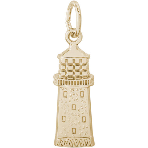 Gibbs Bermuda Flat Lighthouse Charm