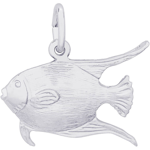 Angelfish Charm