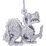 Chinese Dragon Charm