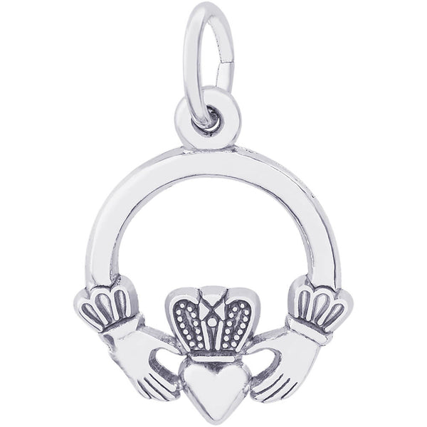 Small Claddagh Charm
