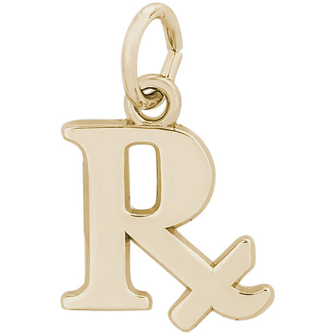 Pharmacy Prescription Charm