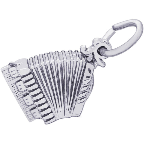 Accordion Charm