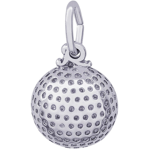 GOLF BALL - Rembrandt Charms