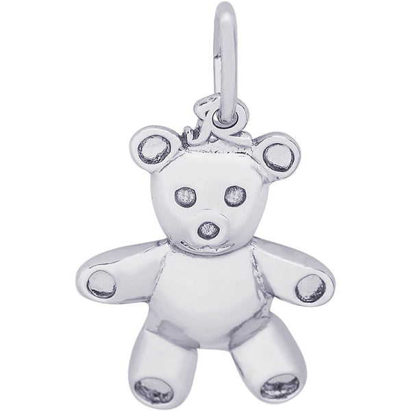 Stuffed Bear Charm