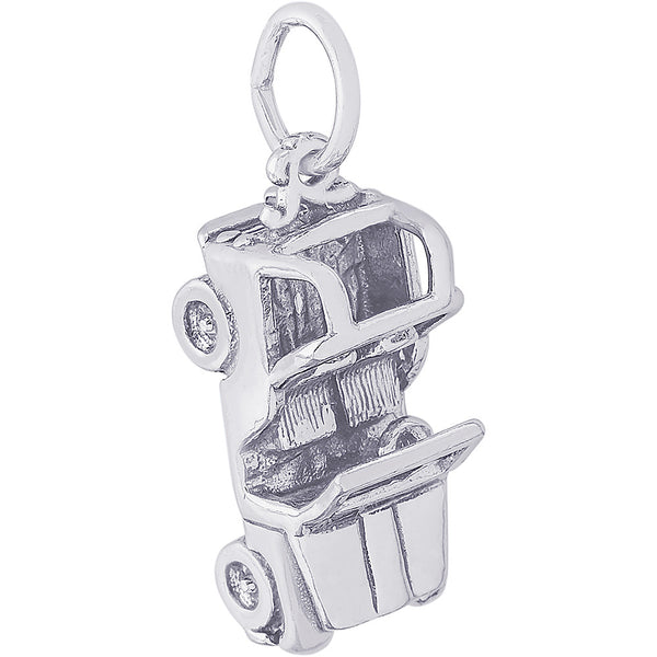 Off Road Vehicle Charm