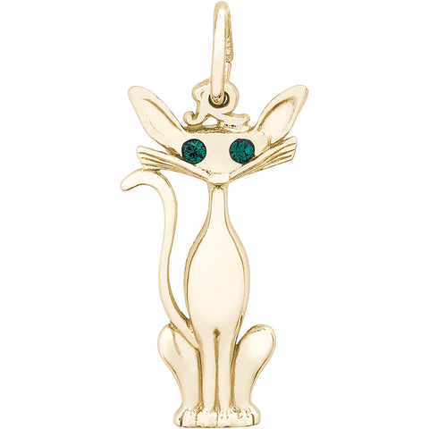 Siamese Cat Charm