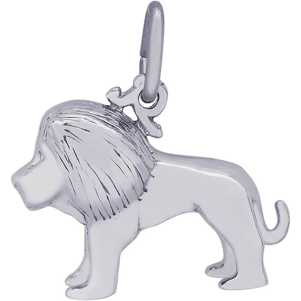 Small Lion Charm