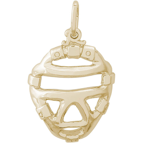 Catcher's Mask Charm