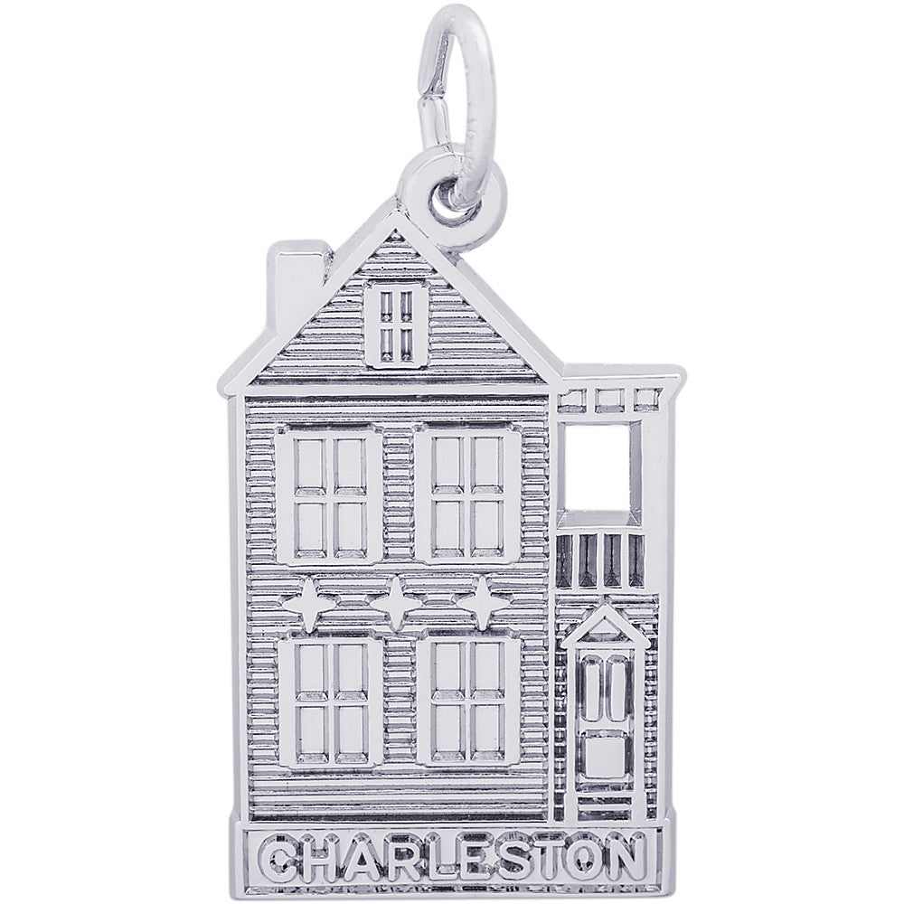 CHARLESTON ROW HOUSE - Rembrandt Charms