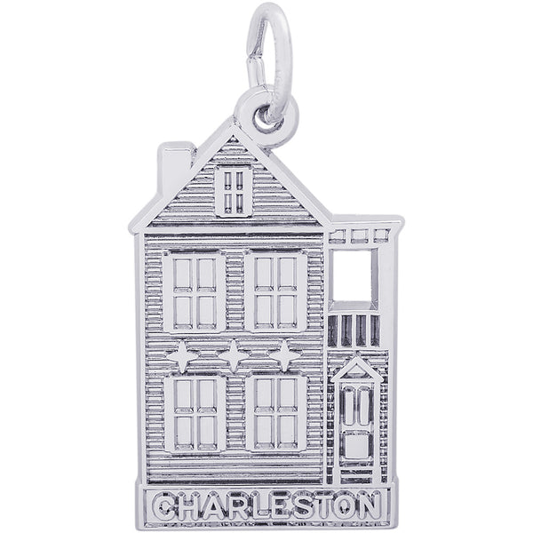Charleston Row House Charm