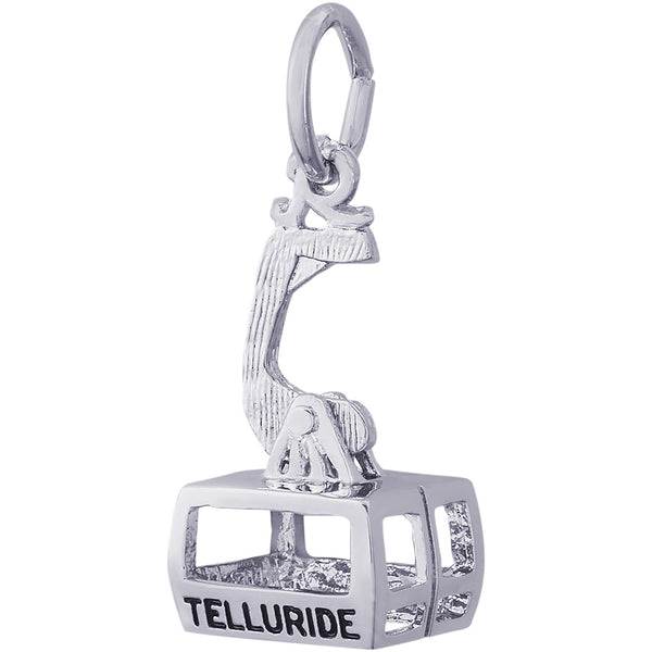 Telluride Moving Gondola Charm