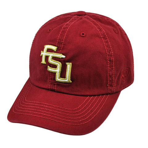 Florida State Semioles Relaxed Fit Cotton Adjustable Hat