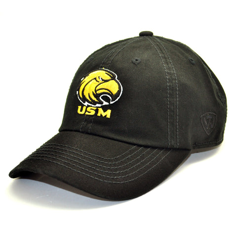 Southern Miss Relaxed Fit Cotton Adjustable Hat