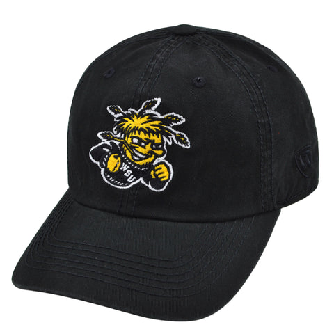 Wichita State Shockers Relaxed Fit Cotton Adjustable Hat