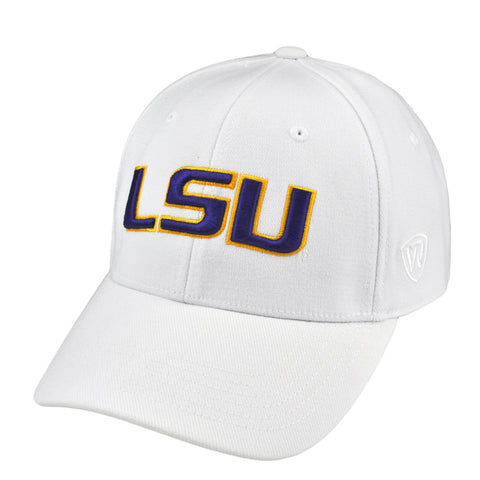 LSU Tigers Premium Collection Memory Fit Hat