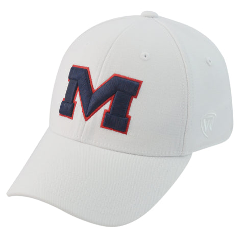 Ole Miss Premium Collection Memory Fit Hat