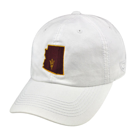 Arizona State Sun Devils Relaxed Fit Cotton Adjustable Hat State